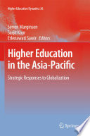 Higher Education in the Asia Pacific