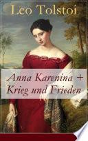 Anna Karenina + Krieg und Frieden
