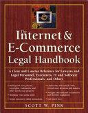 The Internet   E commerce Legal Handbook
