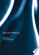 Play and Wellbeing Book