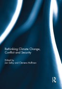 Rethinking Climate Change  Conflict and Security