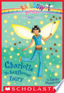Petal Fairies  4  Charlotte the Sunflower Fairy
