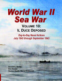 World War II Sea War  Vol 10  Il Duce Deposed