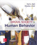 Looseleaf for Drugs  Society  and Human Behavior Book PDF