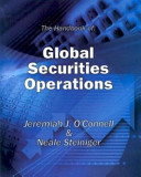 Handbook of Global Securities Operations