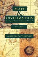 Maps and Civilization