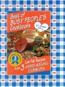 Best of Busy People s Cookbook