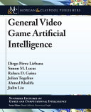 General Video Game Artificial Intelligence