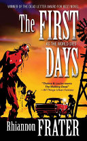 Pdf The First Days (As the World Dies, Book One)