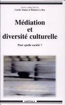 Pdf Médiation et diversité culturelle Telecharger