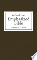 Rotherham s Emphasized Bible Book