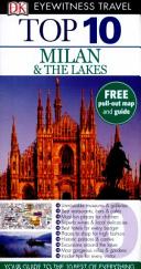 DK Eyewitness Top 10 Travel Guide  Milan   the Lakes