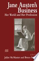 Jane Austen s Business