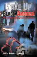 Wake Up Black America