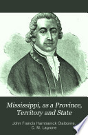 Mississippi  as a Province  Territory  and State