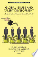 Global Issues And Talent Development