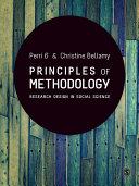 Principles of Methodology