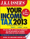 J K Lasser S Your Income Tax 2013