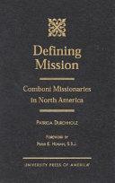 Defining Mission