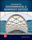 Loose Leaf for Accounting for Governmental   Nonprofit Entities