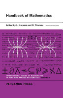 Handbook of Mathematics Pdf/ePub eBook