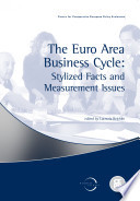 The Euro Area Business Cycle Book