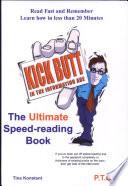 Ultimate Speed-Reading Book Pdf/ePub eBook