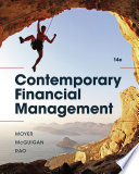 Contemporary Financial Management Book