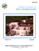 Indian Journal of Soil Conservation