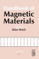 Handbook of Magnetic Materials [Pdf/ePub] eBook