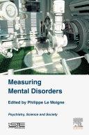 Pdf Measuring Mental Disorders Telecharger