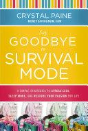 Say Goodbye to Survival Mode Pdf/ePub eBook