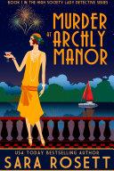 Murder at Archly Manor [Pdf/ePub] eBook