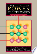 Control in Power Electronics Book