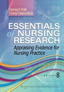 Essentials Of Nursing Research 8th Ed Study Guide
