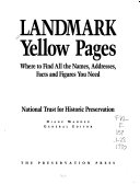 Landmark Yellow Pages: Where to Find All the Names