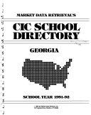 Market Data Retrieval s CIC School Directory Book