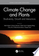 Climate Change and Plants