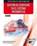 Gestión de Servicios en el Sistema Informático