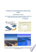 Protection & Control Systems of Solar Power Plants: (Small, Medium & Large)