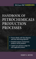 Handbook of Petrochemicals Production Processes Pdf/ePub eBook