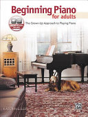 Beginning Piano for Adults Book PDF
