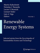 Renewable Energy Systems Book