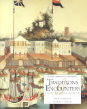 Traditions   Encounters  From 1750 to the present