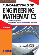 Fundamental of Engineering Mathematics Vol-I (Uttrakhand).epub