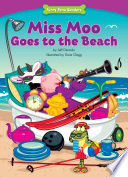 Miss Moo Goes to the Beach
