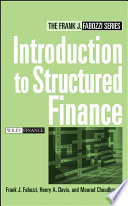 Introduction to Structured Finance Book