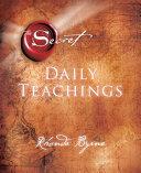 Pdf The Secret Daily Teachings