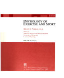Physiology of Exercise and Sport