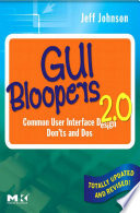 GUI Bloopers 2 0 Book